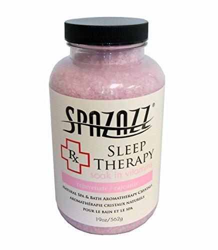 Spazazz Aromatherapy Spa and Bath Crystals -Sleep Therapy - 1pk