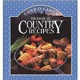 Land O'Lakes Treasury of Country Recipes by