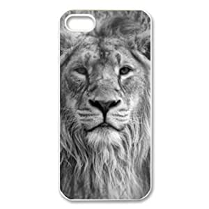 Treasure Design The King Lion APPLE IPHONE 5 Best Durable Case