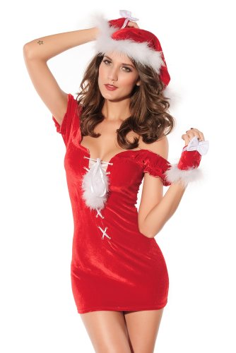 Darli (Cheap Santa Girl Costumes)