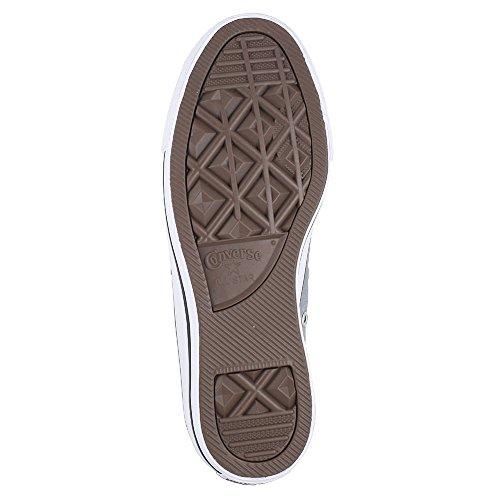 Conversatie Chuck Taylor All Star Sneakers Met Dubbele Tong Lage Top Dames Dolfijn Dusty Lilac