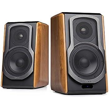 edifier r1700bt bluetooth bookshelf speakers active near field studio monitors. Black Bedroom Furniture Sets. Home Design Ideas