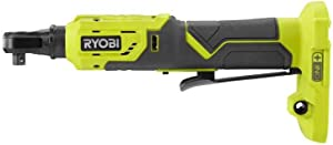 RYOBI P344 18V ONE+ 3/8-inch 4-Position Lithium Ion Compact Rotating Power Ratchet (Tool-Only, Battery & Charger Not Included)