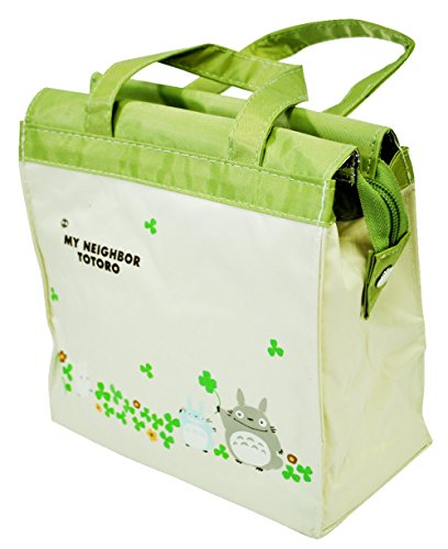 (Skater My Neighbor Totoro Insulated Lunch Cooler Bag, Clover)
