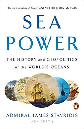 [By James Stavridis ] Sea Power (Paperback)【2018】by James Stavridis (Author) (Paperback)