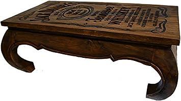 Raritat Tisch Jack Daniels Design 100x50 Cm 8 Amazon De