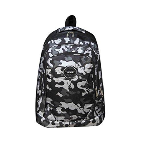 boysgirl-students-nylon-camouflage-backpack-waterproof-school-bag-black