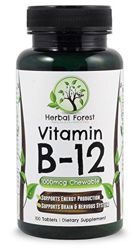 Vitamin B-12 1000mcg