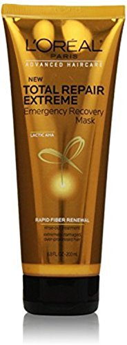 L Oreal Advanced Haircare Total Repair Extreme Emergency Recovery Mask 6.80 oz Pack of 5