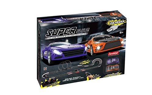 Joysway Superior 552 USB Power Slot Car Racing Set