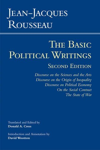 Download Basic Political Writings: Discourse on the Sciences by Jean-Jacques Rousseau (2012-06-01) PDF