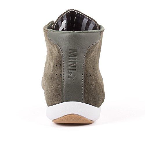 Puma Alwyn Mid MINI Herren grape leaf-black Grün 44.5