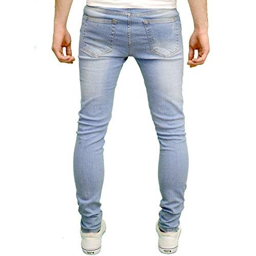 Light Jeans Jeans Stonewash Uomo Uomo Enzo Stonewash Enzo Light Stonewash Enzo Light Jeans Uomo ZXFvnvw