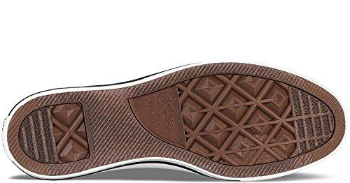 Omgekeerde Unisex Chuck Taylor All Star Ox Sneakers Zwart / Wit M9166,6 B (m) Us Women / 4 D (m) Us Men