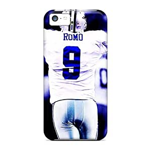 Anti-scratch And Shatterproof Dallas Cowboys Phone Cases For Iphone 5c/ High Quality Tpu Cases