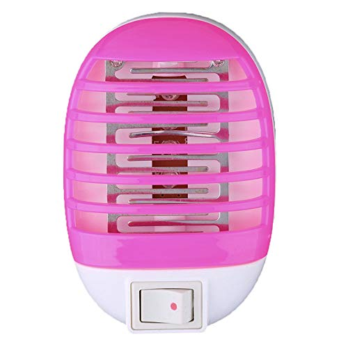 Tariker Gnat Trap Electric Insect Killer Indoor Mosquito Killer Lamp Eliminate Most Flying Pests Bug Zapper with Night Light