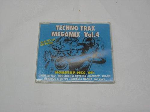 (Techno Trax Megamix Vol.4 (MAXI-CD))