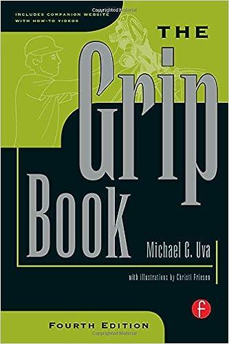 amazon com the grip book fourth edition 9780240812915 michael g