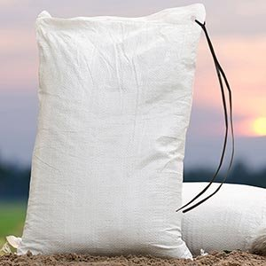 "TOTALPACK - 48"" x 60""- Military-Strength Sandbags, Waterp..."