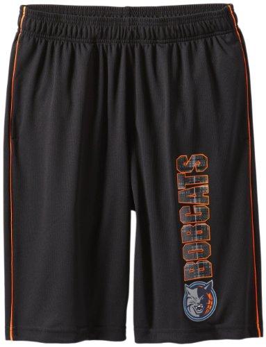 - NBA Charlotte Bobcats Men's Basketball Shorts, Black, Medium