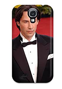 Premium Protection Keanu Reeves Case Cover For Galaxy S4- Retail Packaging