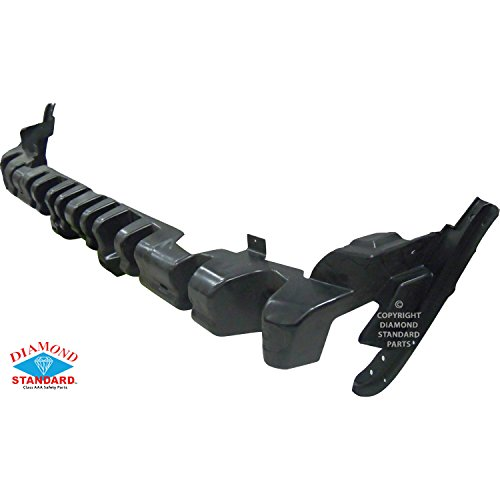 - CPP Front Bumper Energy Absorber for 2005-2007 Jeep Liberty