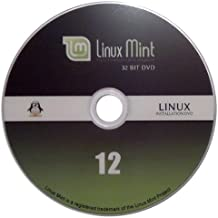 Linux Mint 12 DVD [32 BIT INSTALLATION DVD] - Latest Version