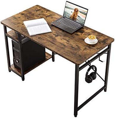 Reviewed: Cozy Castle 47″ Home Office Desk