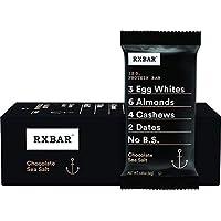 RXBAR Protein Bar Chocolate Sea Salt -  12x52g