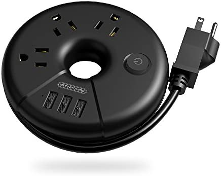 Travel Power Strip NTONPOWER Protector product image