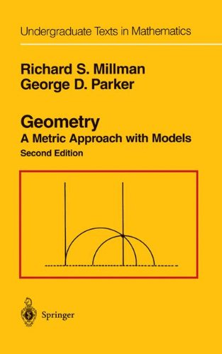 Geometry. A Metric Approach with Models