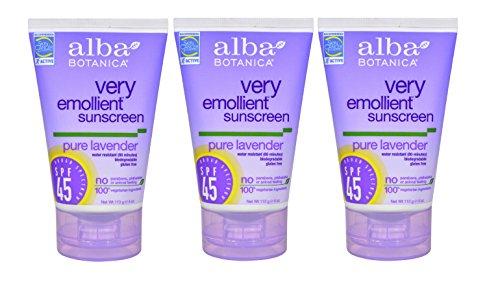Alba Botanica Sunscreen Ingredients - 6