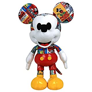 Disney Limited-Edition Movie Star Mickey Mouse Plush, Multicolor