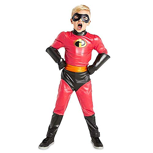 Disney Dash Costume for Kids - Incredibles 2 Red Size 7/8 -