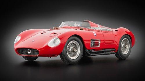 1956 Maserati 300S Red 1/18 by CMC 105