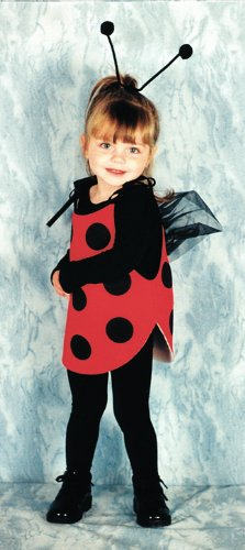 [Lady Bug My First Costume] (Ladybug Costume Makeup)