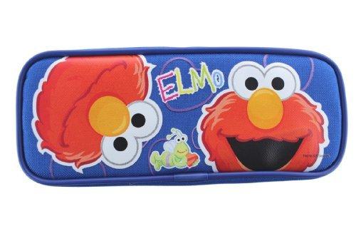 Blue Elmo Pencil Pouch - Sesame Street Elmo Pencil Box