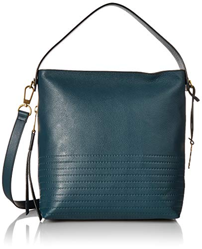 Fossil Maya Small Hobo Indian Teal (Fossil Leather Green)