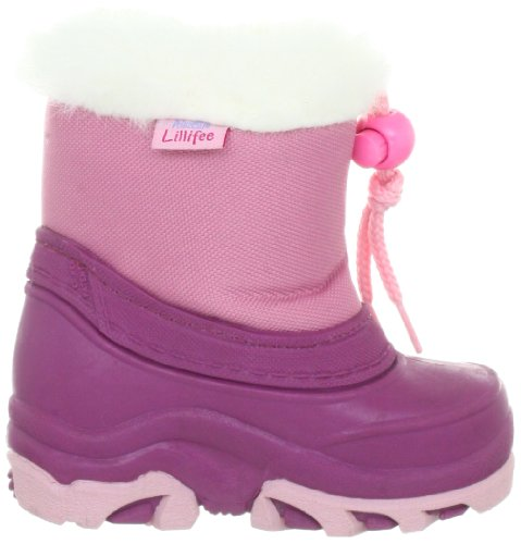 Prinzessin Lillifee 120069 Mädchen Schneestiefel Pink (pink/rosa 43)