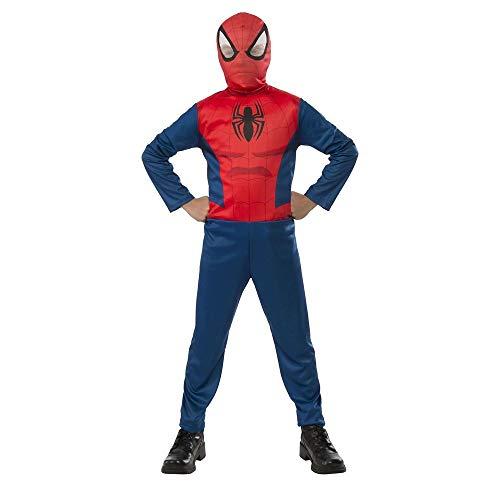 Ultimate Spider Man All Costumes Save - Dept 18 Marvel Ultimate Spider-Man Child
