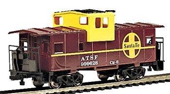 Bachmann Trains Santa Fe wide Vision Caboose