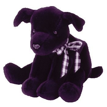 TY Beanie Baby - LUKE the Black Lab, used for sale  Delivered anywhere in USA