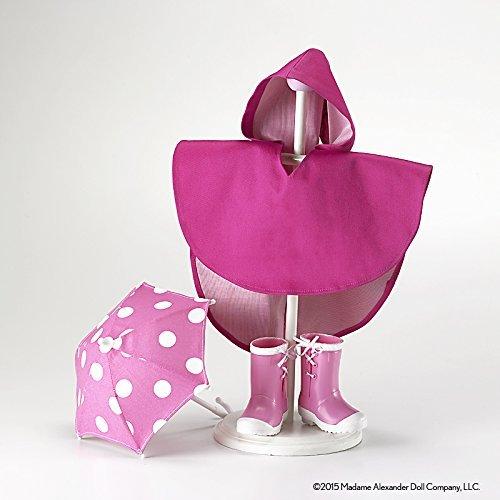 Kahn Lucas Madame Alexander 70485 Rain Accessories Doll Madame Alexander