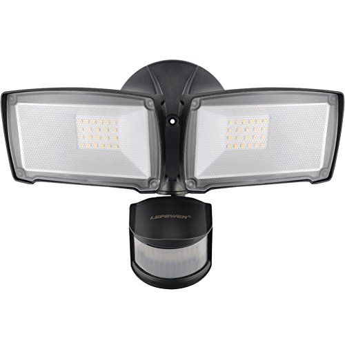 Motion Activated Flood Light in US - 6