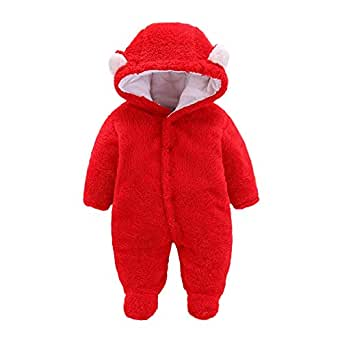 Amazon.com: Baby Girls Boys Kids Warm Winter Coat Hoodie