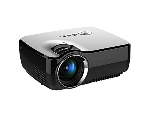 HAPPYBATE GP70up Android 4.4 WiFi Bluetooth Smart hd beamer Portable Mini LED LCD game projector home theater Proyector Projetor DHL