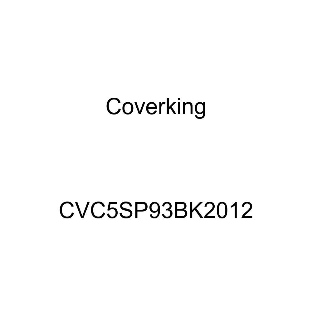 Coverking CVC5SP93BK2012 Yellow Stormproof Custom Vehicle Cover