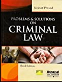 Problems & Solutions on Criminal Law