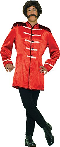 British Explosion Costumes (Morris Costumes Men's BRITISH EXPLOSION, RED, One size)