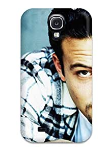 Galaxy S4 Cover Case - Eco-friendly Packaging(ben Affleck Christmas Desktop )